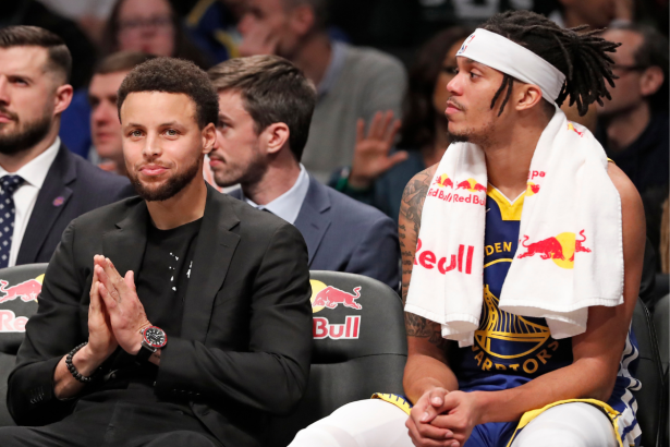 Steph Curry's Little Sister Married His Teammate