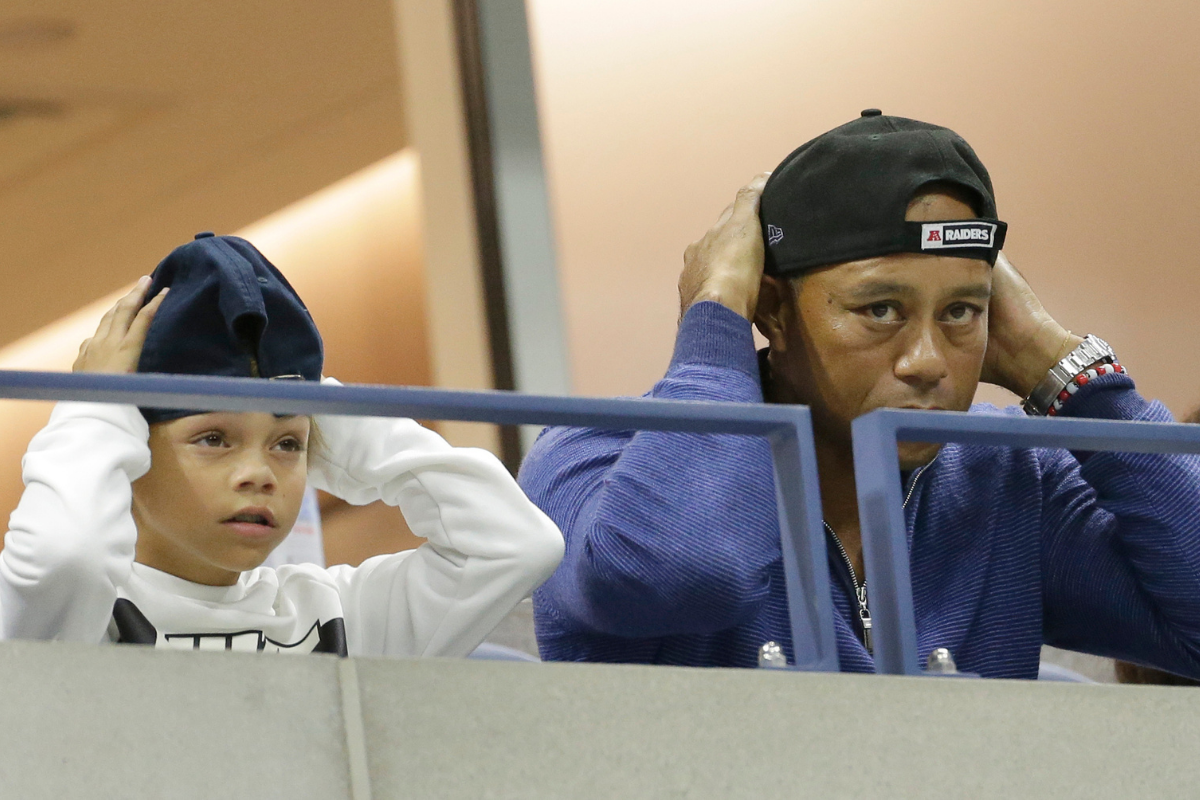 Tiger Woods' Son Could Be A Golf Star Like His Dad