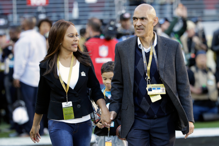 Tony Dungy Found Love & They Adopted 7 Kids Together
