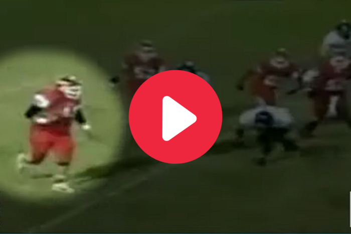 400-Pound RB Bulldozed Everyone, Then Played in College