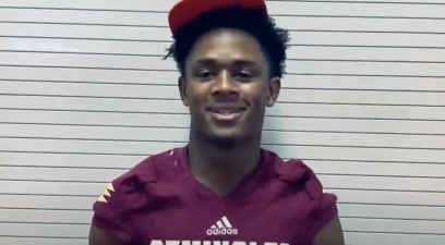 4-Star Auburn Signee is a Ball Hawk on Defense