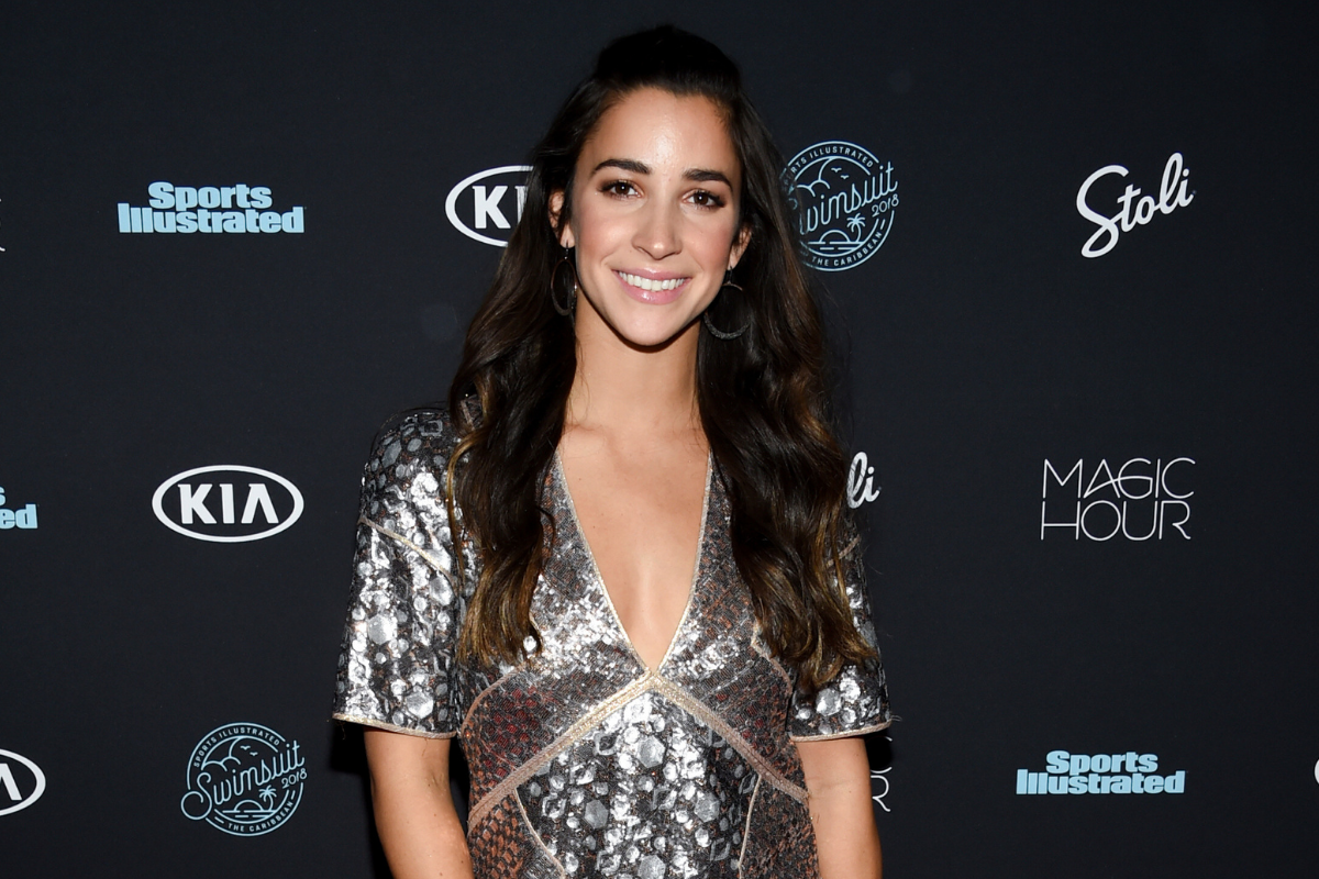 Aly Raisman Posed Nude for SI's Swimsuit Issue With Empowering Message