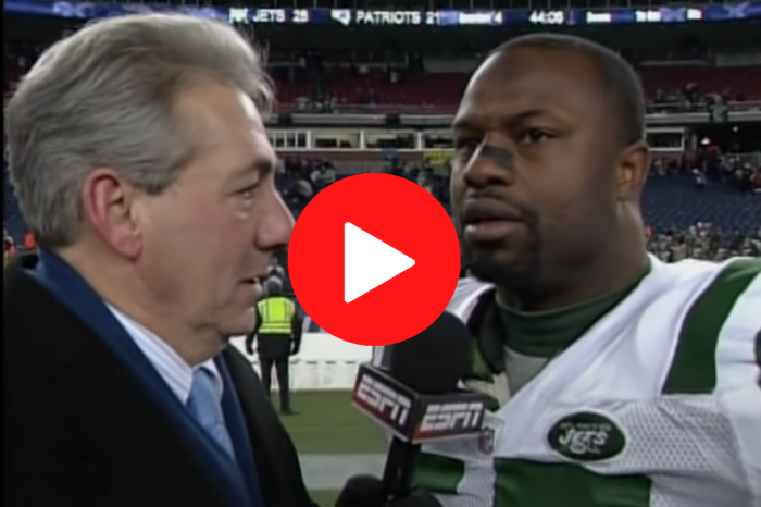 "Bart Scott's ""Can't Wait"" Interview is an All-Time Classic"