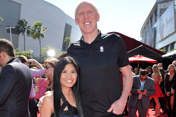 Bill Walton Found Love Again & Is Happier Than Ever
