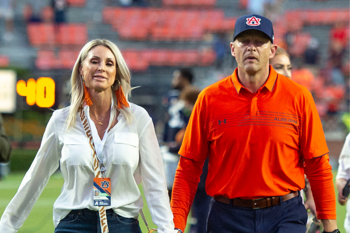 Bryan Harsin's Wife is the First Lady of Auburn Football