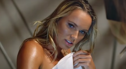 Caroline Wozniacki Bared It All for ESPN Photoshoot