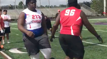 380-Pound Beast is Dan Mullen's Heaviest Defensive Signee
