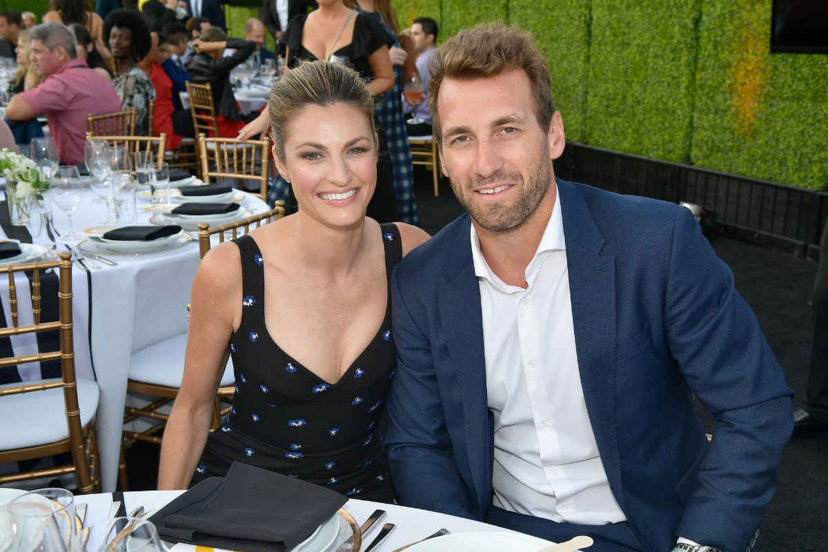 Erin Andrews Married an NHL Player She Originally Turned Down