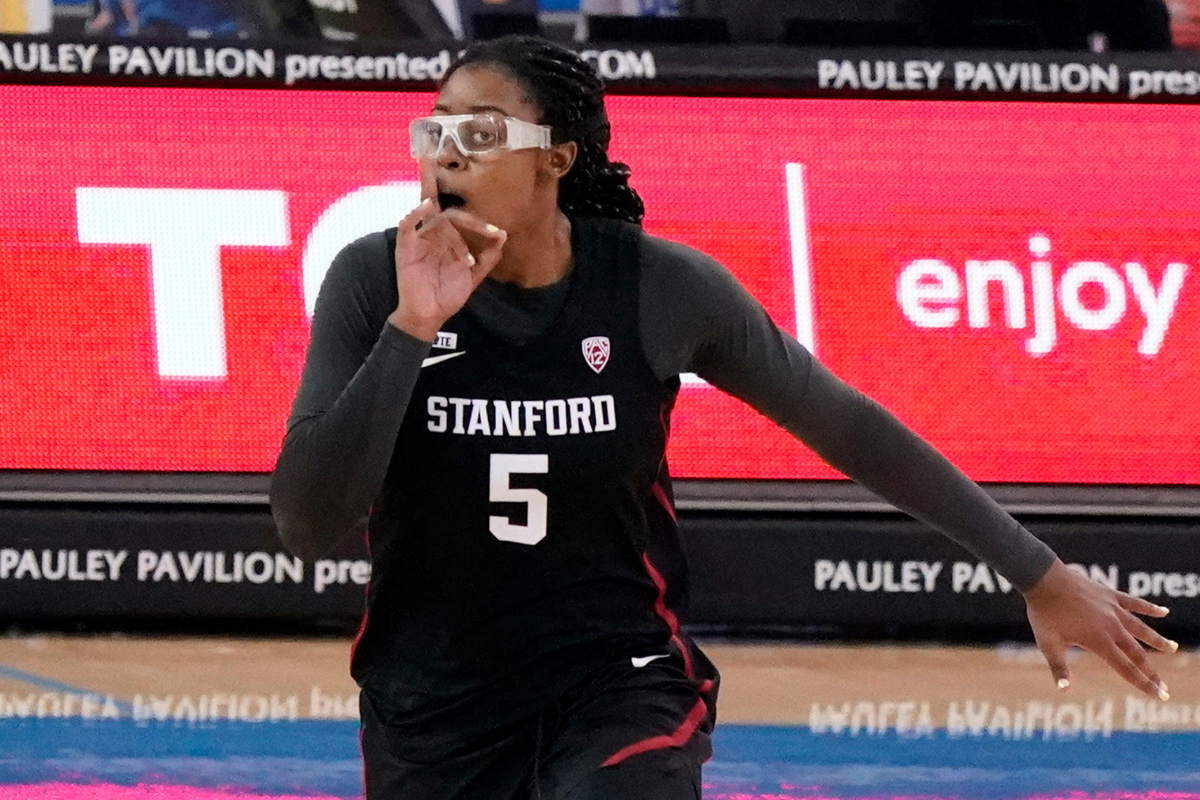 Meet Fran Belibi: The Latest (And Maybe Best) Female Dunker