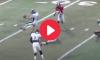 HS Player Kick Interception