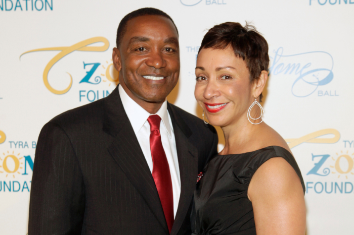 Isiah Thomas Married a Secret Service Agent's Daughter