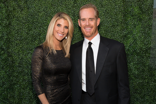 Joe Buck's Wife is a Former NFL Cheerleader (Just Like His First Wife)