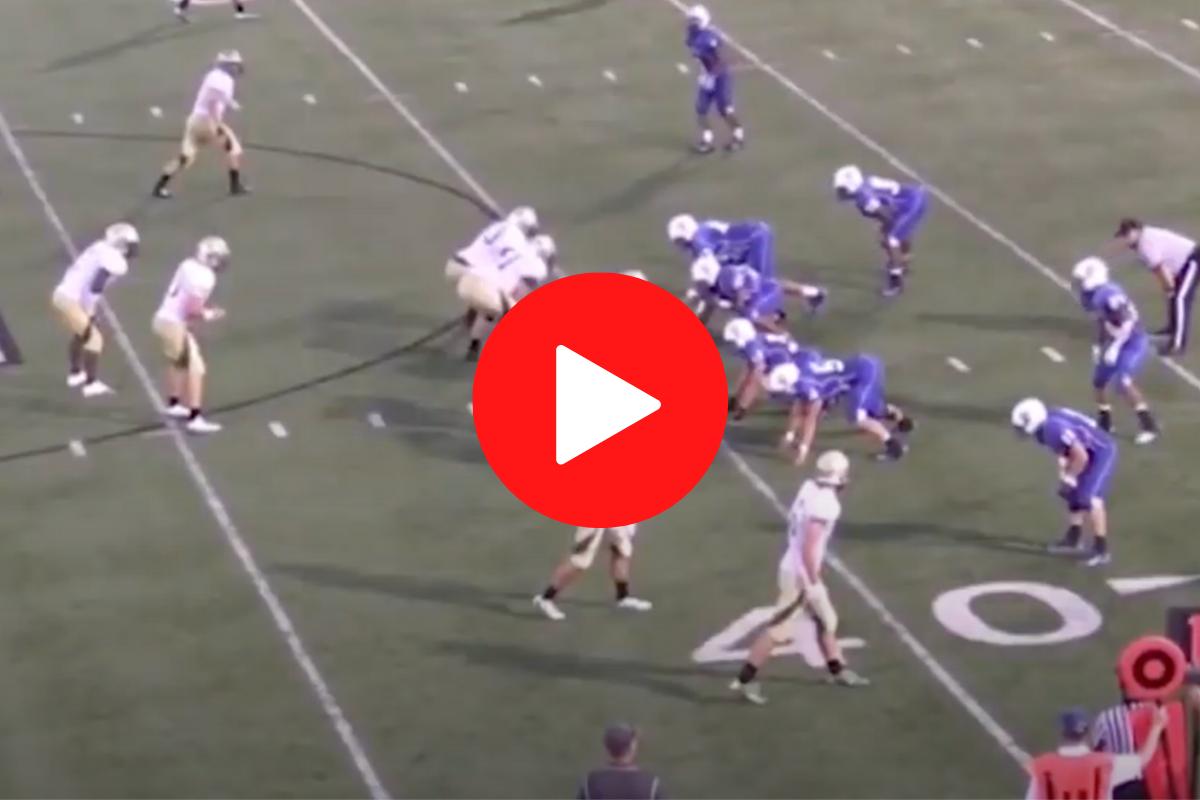 Joe Burrow's High School Highlights Show Off His Cannon