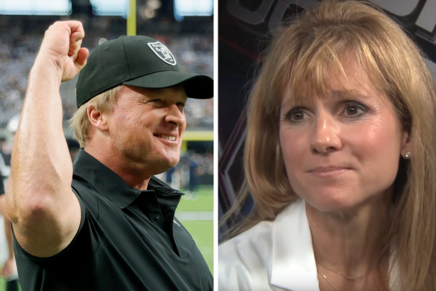 Jon Gruden & His Wife Have Been Married for 30 Years