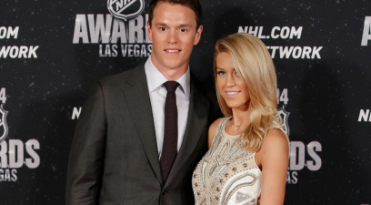 Jonathan Toews' Girlfriend Posed in Playboy & Played Lingerie Football