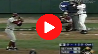 Brad Cresse's World Series Walk-Off in 2000 Belongs in LSU Lore