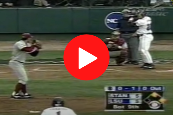Brad Cresse's World Series Walk-Off in 2000 Belongs in LSU Lore