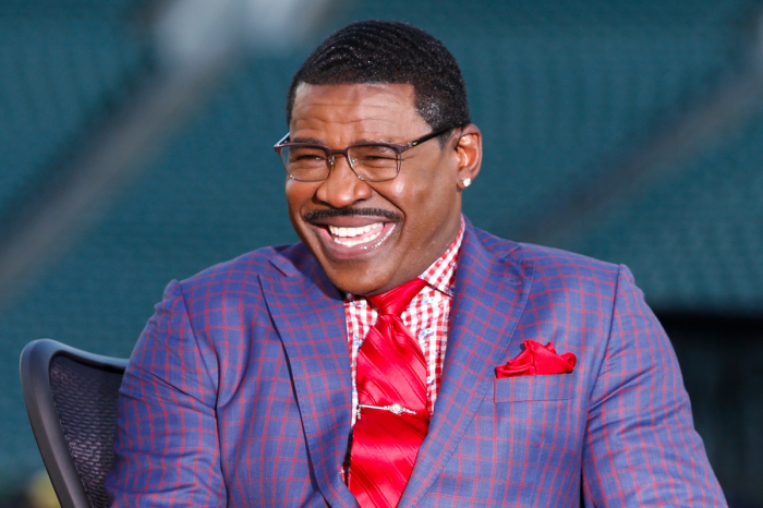 Michael Irvin's Wife Has Been By His Side Over 30 Years