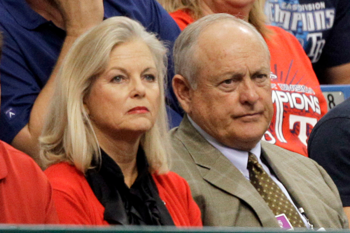 Nolan Ryan Married His High School Sweetheart Over 50 Years Ago