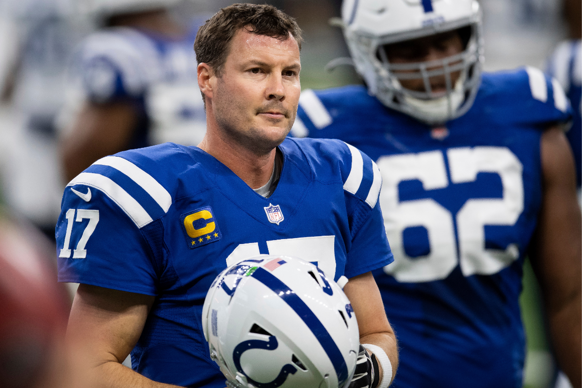 Philip Rivers Married His Perfect Woman & Had 9 Kids