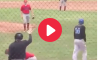 _Pitcher Flips Off Batter