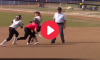 Softball Pickle Ejection