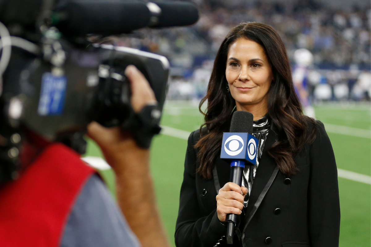Who is Tracy Wolfson's Husband?