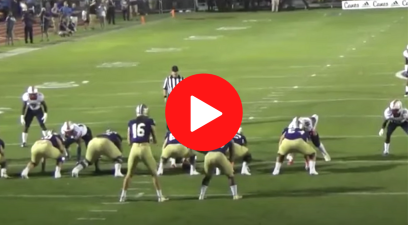 Trevor Lawrence's HS Highlights Gave Fans a Glimpse of a Future Star
