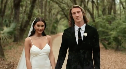 Trevor Lawrence Marries High School Sweetheart in Private Ceremony