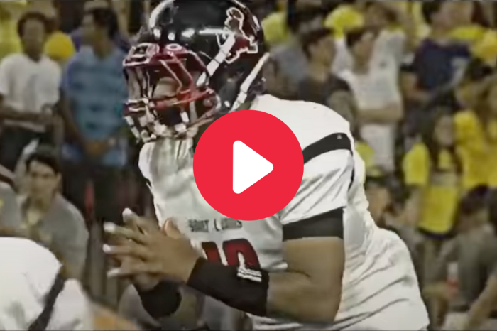 Tua Tagovailoa's High School Tape Proves He Was Destined for Greatness