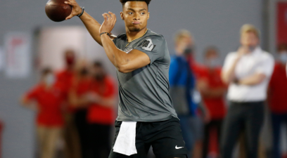 Justin Fields' Parents Helped Mold a Future NFL Star