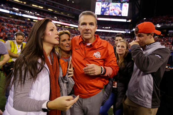 Urban Meyer's Children Have Been Behind Him Since Day 1