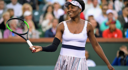 "Venus Williams Stripped Down for ESPN's ""The Body Issue"""