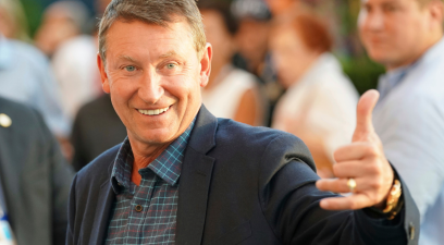 "Wayne Gretzky's Net Worth Really Makes Him ""The Great One"""