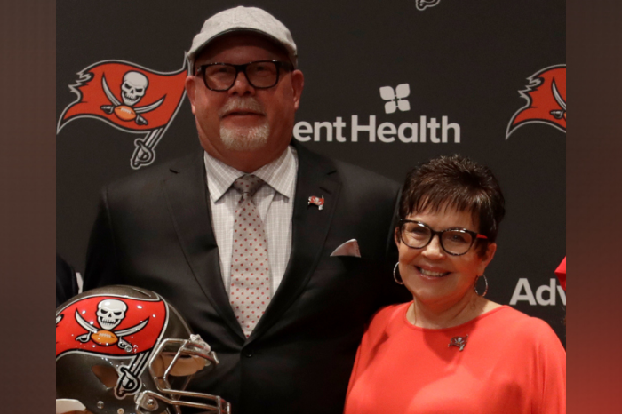 Who is Bruce Arians' Longtime Wife?