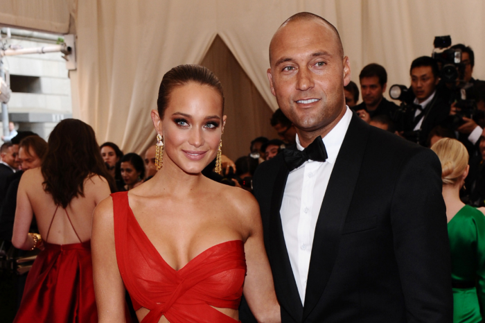 Derek Jeter Dated A-List Celebrities Before Marrying a Supermodel
