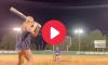 Emma Humplik Softball