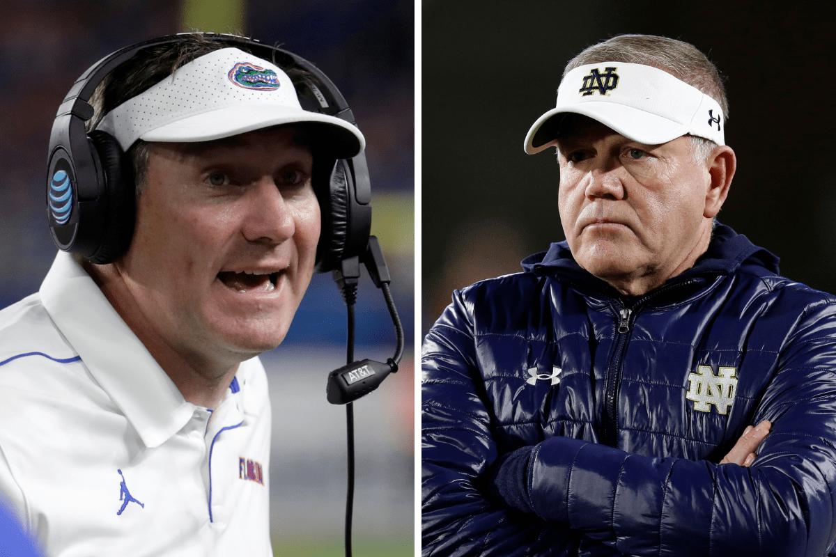 Florida, Notre Dame Announce Massive Future Football Series