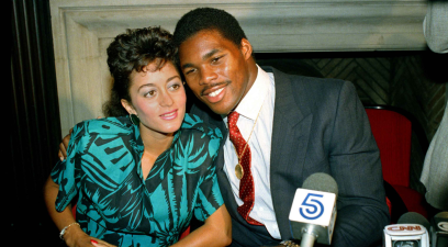 Inside Herschel Walker's Rise (And Fall) With His Ex-Wife