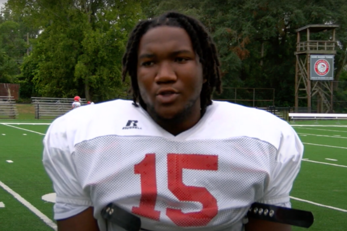 270-Pound Auburn Signee Beefs Up Tigers' Defensive Front