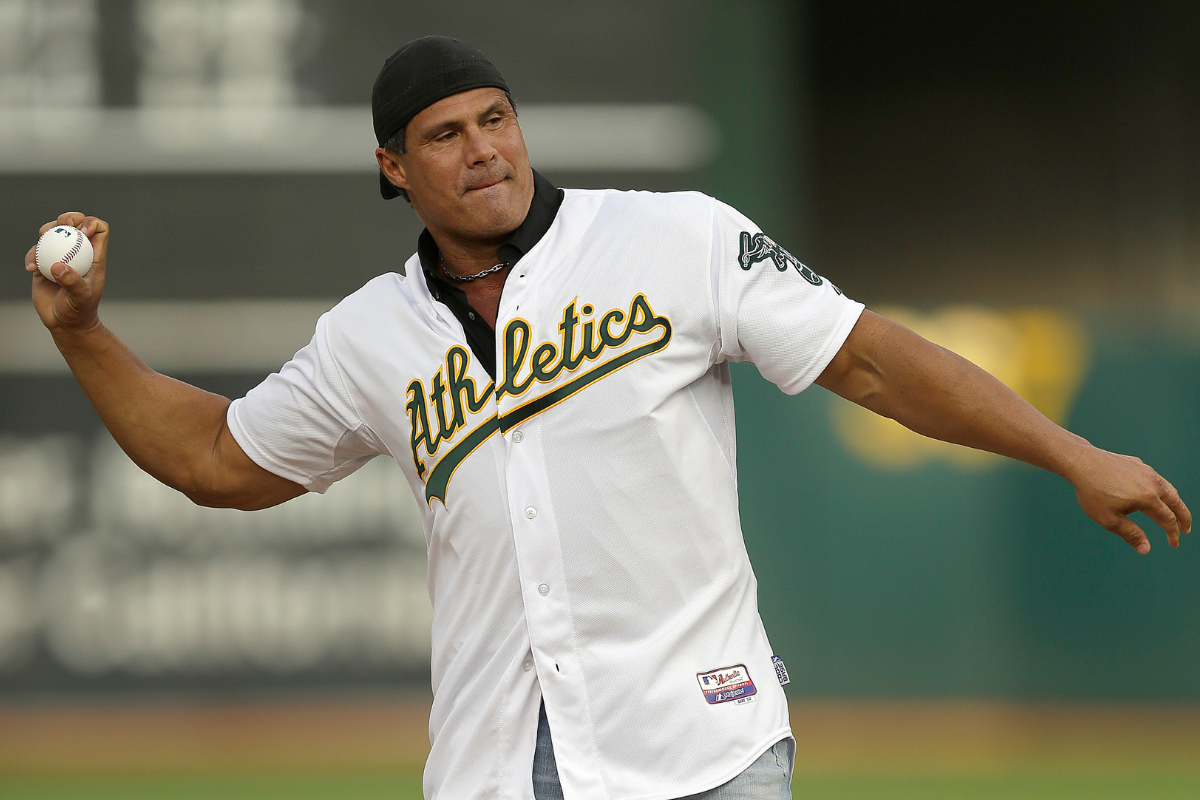 Jose Canseco's Net Worth: How Baseball (And His Book) Couldn't Save His Fortune