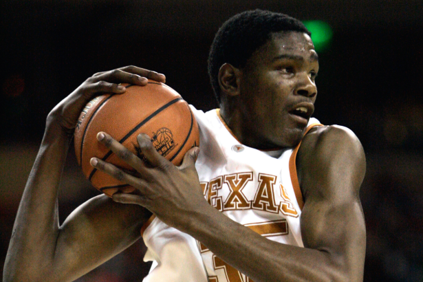 Kevin Durant's College Days Gave Birth to a Scoring Legend