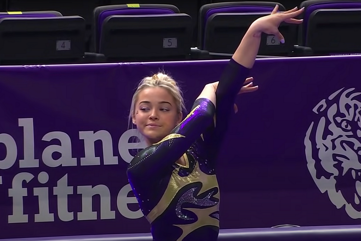 Meet Olivia Dunne: LSU's Star Gymnast & Social Media Influencer