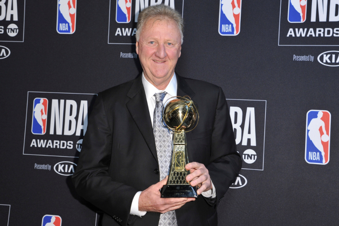 "Larry Bird's Net Worth: How Rich is ""Larry Legend"" Today?"
