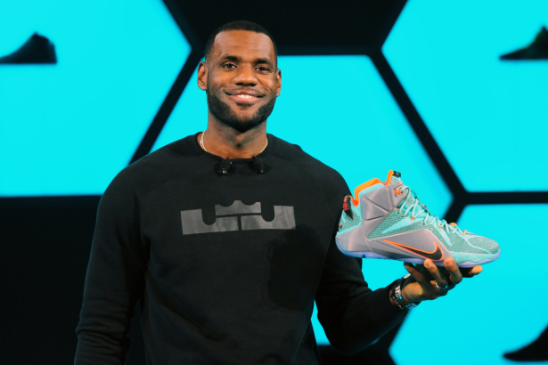 LeBron James' Lifetime Nike Deal Could Be Worth More Than $1 Billion