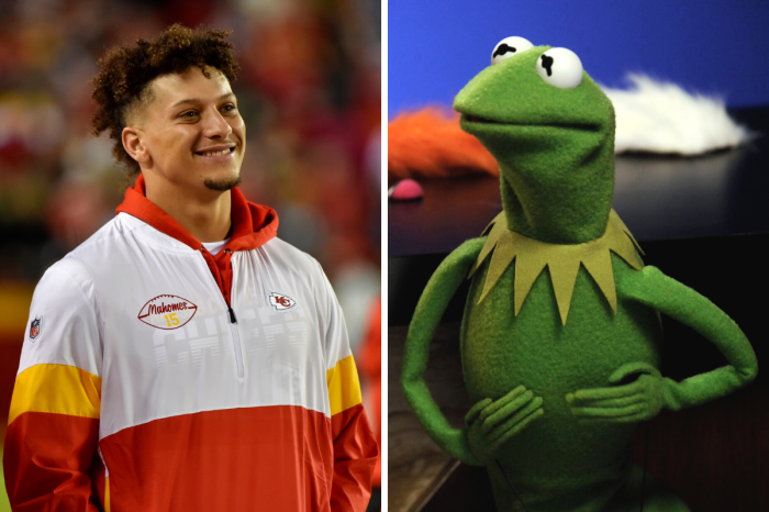 "Patrick Mahomes' Teammates Love Poking Fun at His ""Froggish"" Voice"