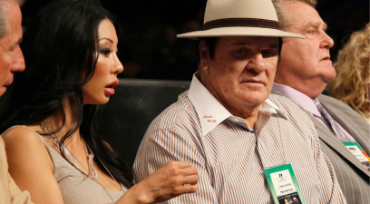 Who is Pete Rose's Playboy Model Fiancée?