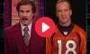 Ron Burgundy, Peyton Manning