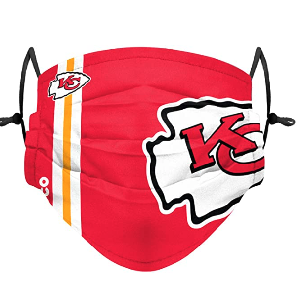 FOCO NFL unisex-adult On-field Sideline Face Cover