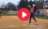 Softball Behind the Back Bunt